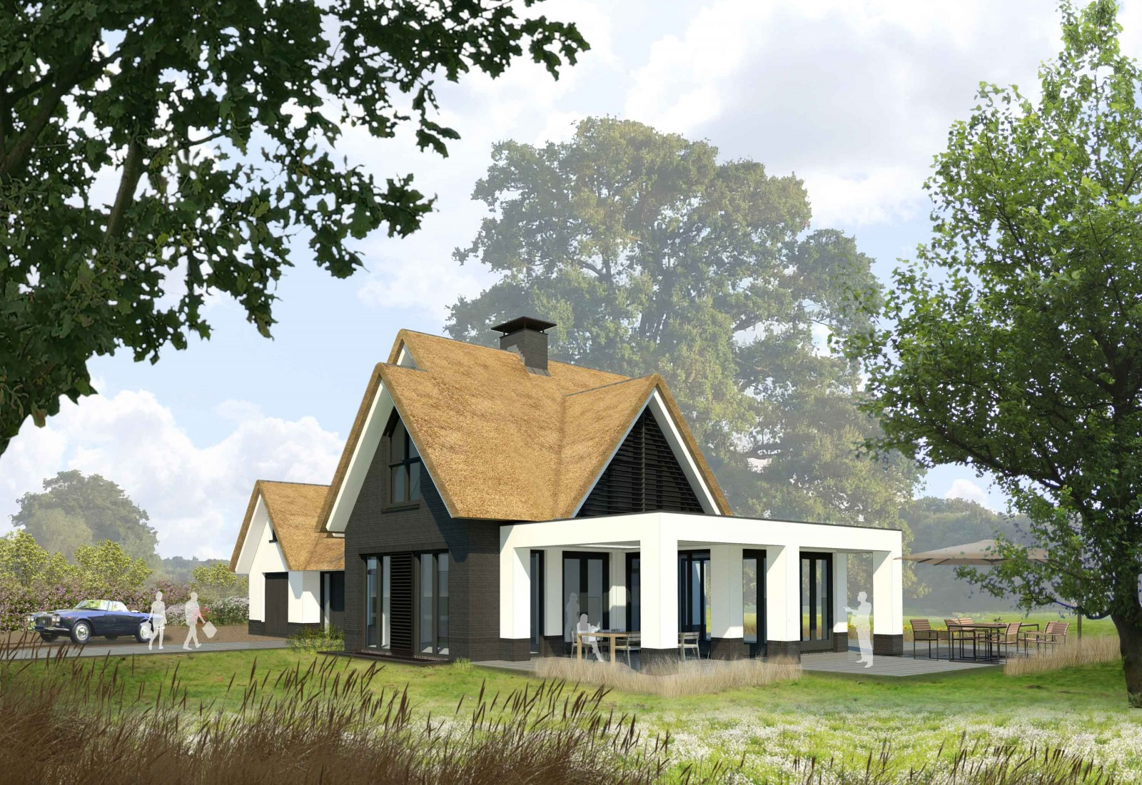 Thumbnail for Start uitvoering villa Soestdijkseweg Noord te Bilthoven
